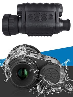 mejor binocular de vision nocturna para con luz IR de gran alcanzce